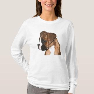 Fawn boxer pup shirt