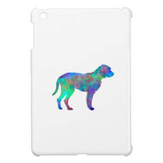 Fawn Brittany Griffon in watercolor iPad Mini Case