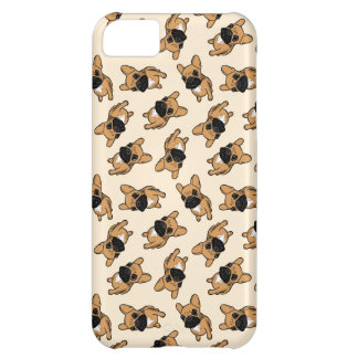 Fawn Frenchie Puppy iPhone 5C Case