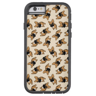 Fawn Frenchie Puppy Tough Xtreme iPhone 6 Case
