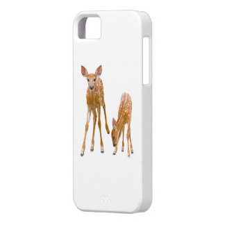 Fawn image iPhone-SE-+-iPhone-5-5S-Barely-There iPhone 5 Cover