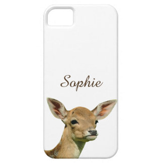 Fawn iPhone 5 Cover