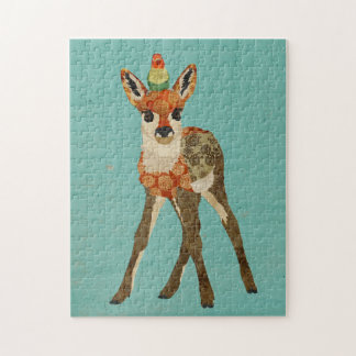 Fawn & Little Bird Puzzle