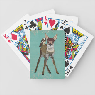 FAWN & OWL Card Deck Bicycle Playing Cards