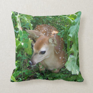 fawn pillow