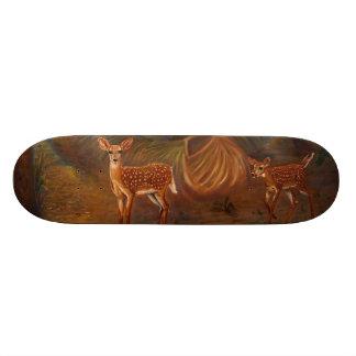 Fawns Custom Skate Board