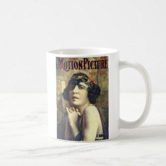 Fay Tincher Vintage 1917 Movie Magazine Mug