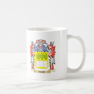 Faye Coat of Arms - Family Crest Coffee Mug