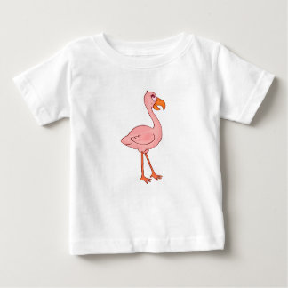 Faye Flamingo Baby T-Shirt