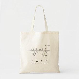 Faye peptide name bag