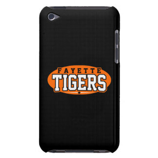 Fayette County High School; Tigers iPod Touch Case