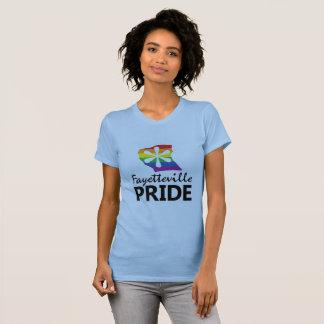 Fayetteville Pride Logo Tee