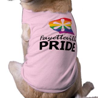 Fayetteville Pride Pet tee