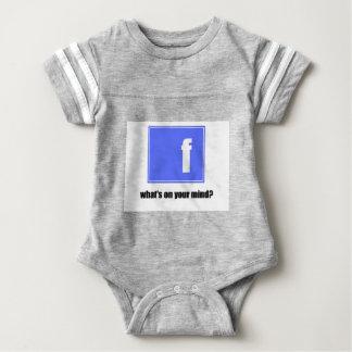 fb baby bodysuit