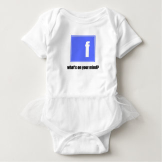 fb baby bodysuit