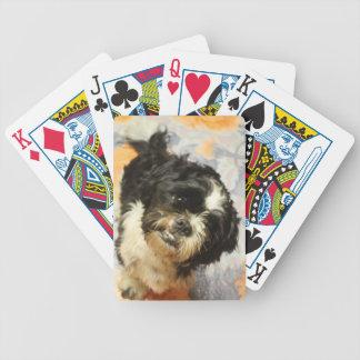FB_IMG_1481505521015 Shitzu dog Bicycle Playing Cards