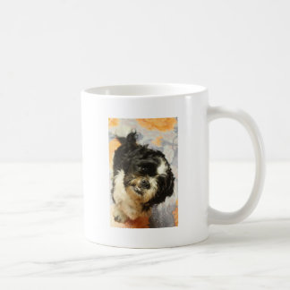 FB_IMG_1481505521015 Shitzu dog Coffee Mug