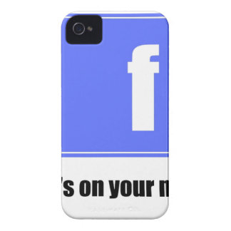 fb iPhone 4 Case-Mate case