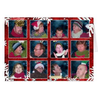 FBC Worship Staff Christmas Card