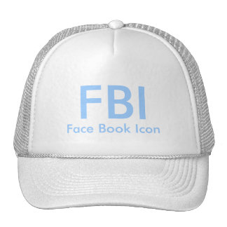 FBI, Face Book Icon Hat