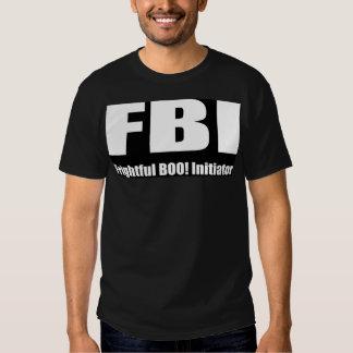 FBI-Frightful BOO! Initiator Tees