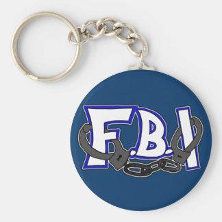 FBI Handcuffs Key Ring