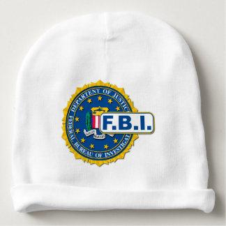 FBI Seal Mockup Baby Beanie