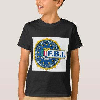 FBI Seal Mockup T-Shirt