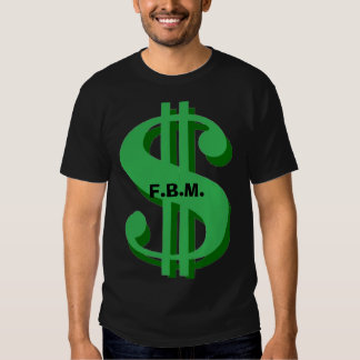 FBM You're Welcome Tee Shirts