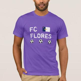 FC Flores (Azores) Custom Soccer Shirt
