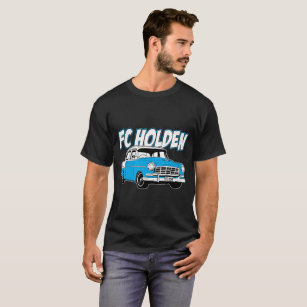 FC Holden - Blue - reverse T-Shirt