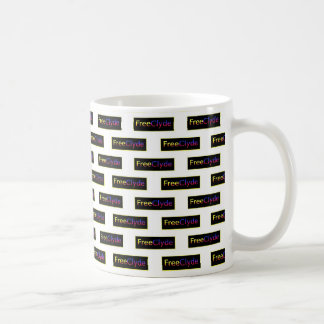 FC- Large Logo Pattern Mug