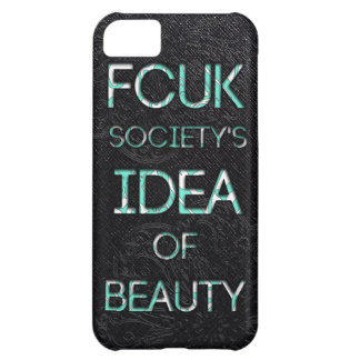 FCUK Society iPhone 5C Covers