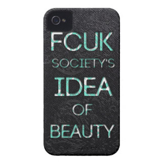FCUK Society Case-Mate iPhone 4 Case