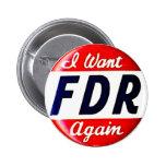 FDR Again - Button