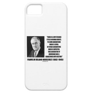 FDR Mysterious Cycle Events Rendezvous Destiny Case For The iPhone 5