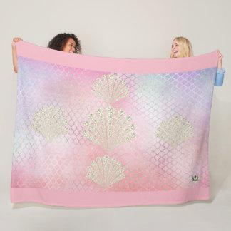 FD's Mermaid Fleece Blanket Large 53086A1