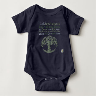 FD's St. Patrick's Day Baby Bodysuit 12M 53086D2