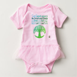 FD's St. Patrick's Day Baby Bodysuit 18M 53086Bb1
