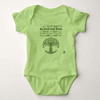 FD's St. Patrick's Day Baby Bodysuit 24M 53086
