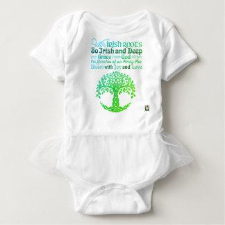 FD's St. Patrick's Day Baby Bodysuit 24M 53086Aa