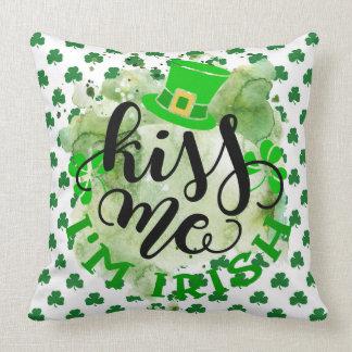 FD's St. Patrick's Day Pillow 53086C
