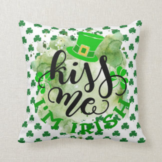 FD's St. Patrick's Day Pillow 53086C1