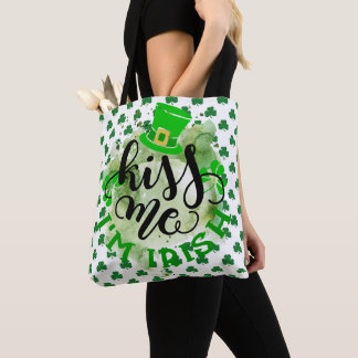 FD's St. Patrick's Day Tote Bag 53086D11