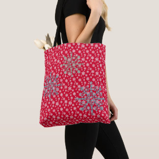 FD's Winter Holiday Tote Bag 53086A2