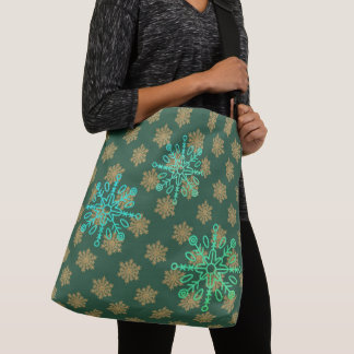 FD's Winter Holiday Tote Bag 53086B