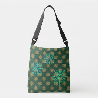 FD's Winter Holiday Tote Bag 53086B1