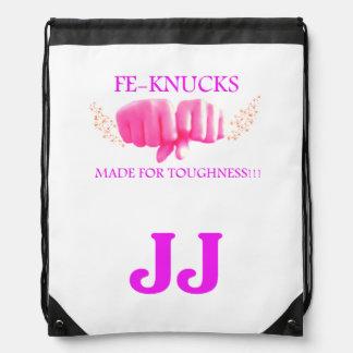 Fe-Knucks Backpack (Women) (Pink)
