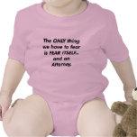 fear attorney baby bodysuits