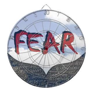 Fear Dartboard